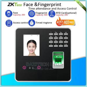 Zkteco Face and Fingerprint Time Attendance Access Control | Safetywear & Equipment for sale in Lagos State, Ikeja
