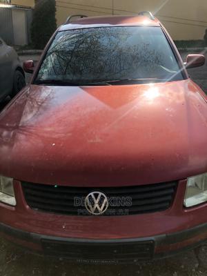 Volkswagen Passat 2002 1.8 Red | Cars for sale in Lagos State, Ifako-Ijaiye