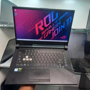 Laptop Asus ROG Strix G15 8GB Intel Core I5 SSD 512GB   Laptops & Computers for sale in Lagos State, Ikeja