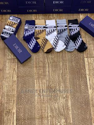 Dior , Channel and Gucci Designer Socks   Clothing Accessories for sale in Lagos State, Lagos Island (Eko)