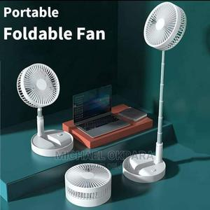 Portable Foldable Rechargeable Fan   Home Appliances for sale in Lagos State, Lagos Island (Eko)