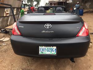 Toyota Solara 2004 Black | Cars for sale in Lagos State, Abule Egba