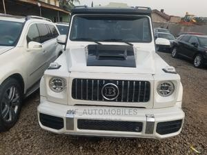 Mercedes-Benz G-Class 2007 Base G 500 AWD White | Cars for sale in Lagos State, Ojodu