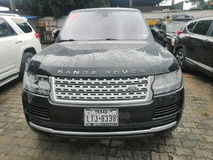 Land Rover Range Rover Vogue 2016 Black | Cars for sale in Lagos State, Amuwo-Odofin