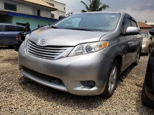 Toyota Sienna 2011 SE 8 Passenger Gray | Cars for sale in Lagos State, Ojodu
