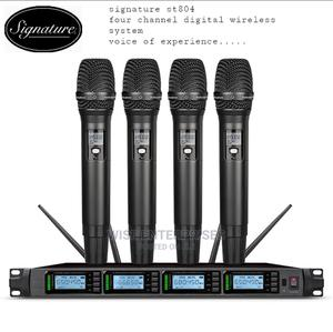 Digital 4in1wireless Microphone | Audio & Music Equipment for sale in Lagos State, Ojo