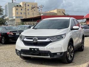 Honda CR-V 2018 LX 2.4 White   Cars for sale in Abuja (FCT) State, Jahi