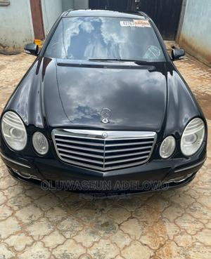 Mercedes-Benz E350 2008 Black | Cars for sale in Lagos State, Ojodu