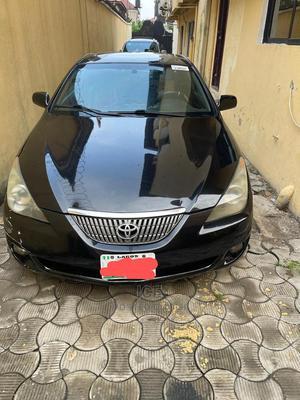 Toyota Solara 2007 Black | Cars for sale in Lagos State, Lekki