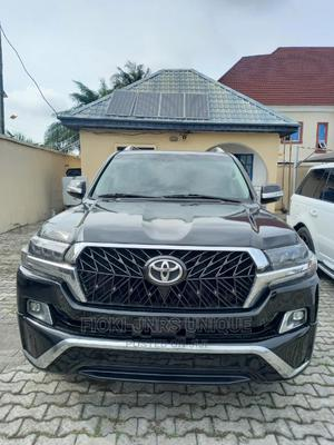 Toyota Land Cruiser 2010 4.0 V6 GX-R Black | Cars for sale in Lagos State, Amuwo-Odofin