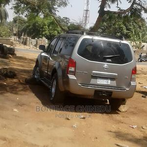 Nissan Pathfinder 2005 Gray | Cars for sale in Abuja (FCT) State, Jabi