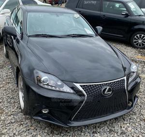 Lexus IS 2008 250 Black   Cars for sale in Lagos State, Ogba