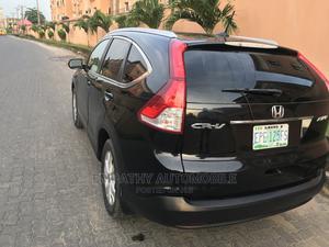 Honda CR-V 2012 Black | Cars for sale in Lagos State, Ogba