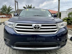 Toyota Highlander 2012 SE Blue   Cars for sale in Lagos State, Amuwo-Odofin