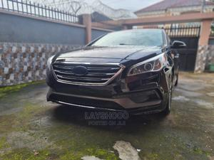 Hyundai Sonata 2016 Black   Cars for sale in Edo State, Benin City