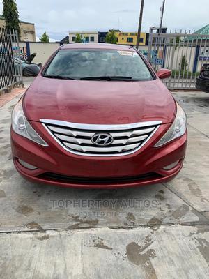 Hyundai Sonata 2011 Red | Cars for sale in Lagos State, Lekki
