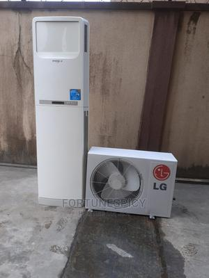 Korean Used 1.5 Hp Standing AC | Home Appliances for sale in Lagos State, Ojo