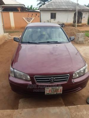 Toyota Camry 2000 Red | Cars for sale in Lagos State, Amuwo-Odofin