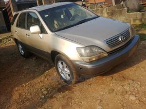 Lexus RX 2001 Gold | Cars for sale in Lagos State, Ikorodu