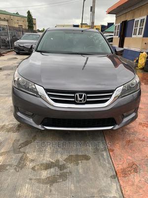 Honda Accord 2014 Gray | Cars for sale in Lagos State, Lekki