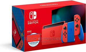 Nintendo Switch Mario Red Blue Edition | Video Game Consoles for sale in Lagos State, Ikeja