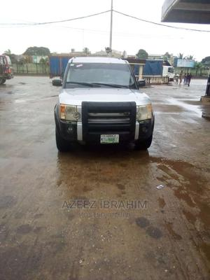 Land Rover Lr3 2008 Silver | Cars for sale in Lagos State, Abule Egba
