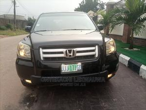 Honda Pilot 2006 EX 4x4 (3.5L 6cyl 5A) Black | Cars for sale in Imo State, Owerri