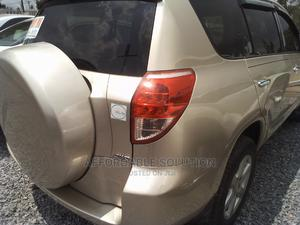 Toyota RAV4 2007 Gold | Cars for sale in Lagos State, Abule Egba