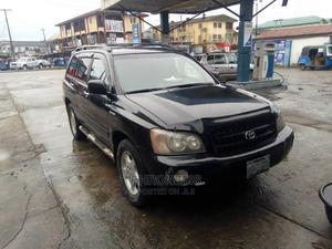 Toyota Highlander 2004 Limited V6 4x4 Black | Cars for sale in Delta State, Warri