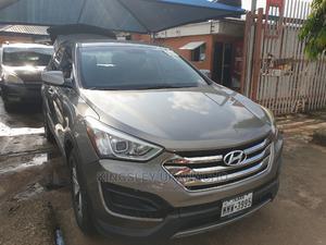 Hyundai Santa Fe 2013 Sport Gray   Cars for sale in Lagos State, Ifako-Ijaiye