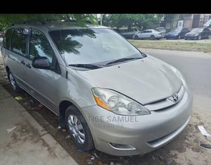 Toyota Sienna 2006 CE FWD Beige | Cars for sale in Lagos State, Amuwo-Odofin