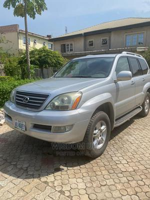 Lexus GX 2007 470 Silver | Cars for sale in Lagos State, Ikeja