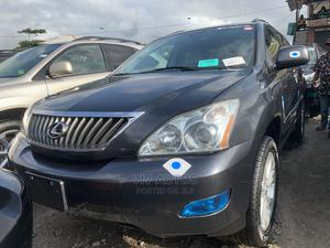 Lexus RX 2009 350 AWD Gray   Cars for sale in Lagos State, Apapa