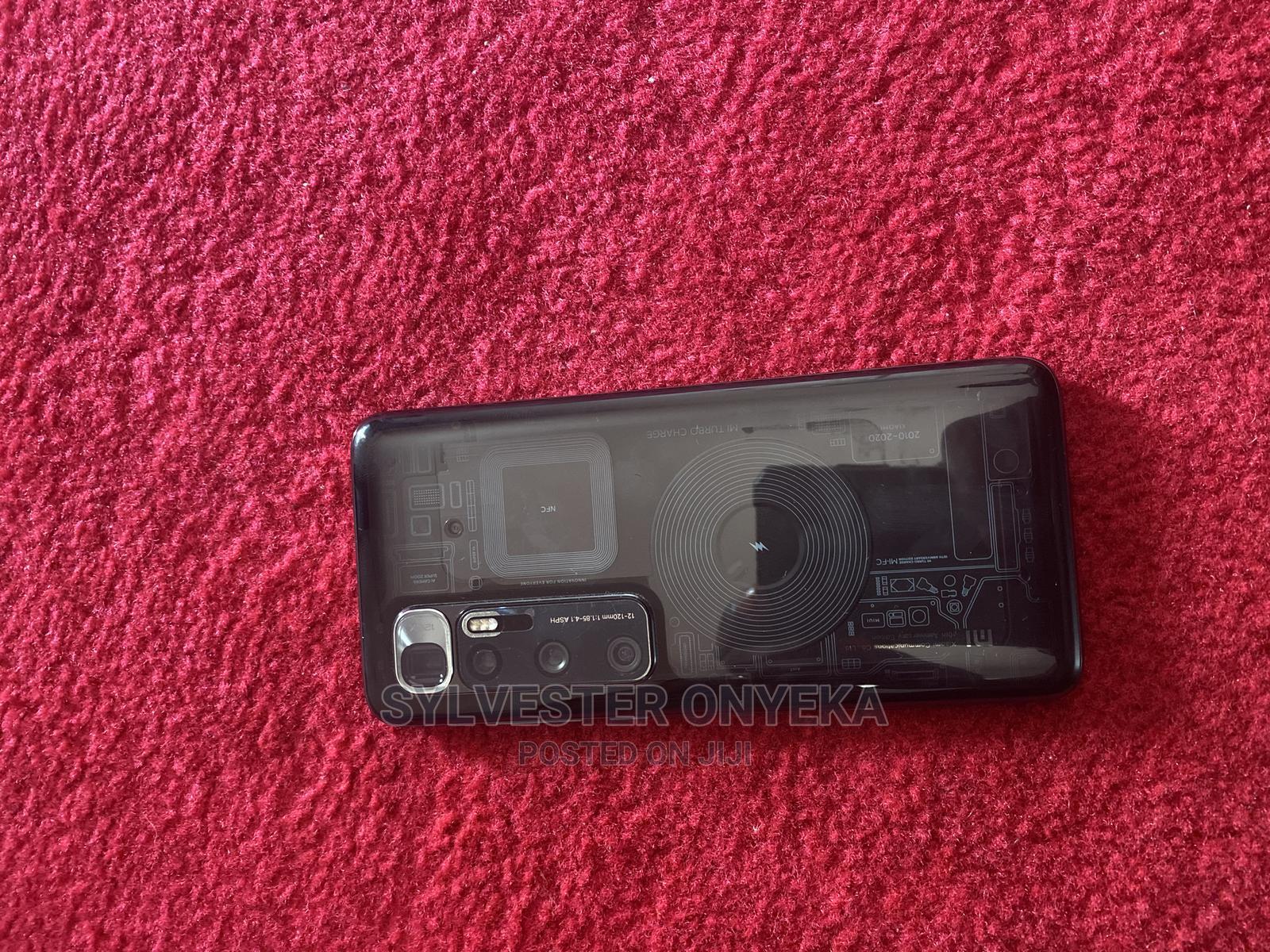 Xiaomi Mi 10 Ultra 256 GB Black