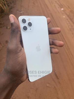 Apple iPhone 11 Pro Max 64 GB White   Mobile Phones for sale in Edo State, Benin City