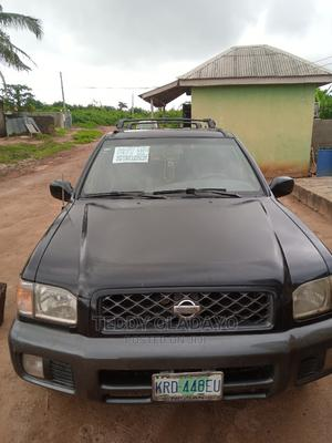 Nissan Pathfinder 2002 LE RWD SUV (3.5L 6cyl 4A) Black | Cars for sale in Lagos State, Epe
