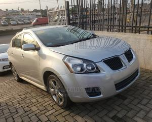 Pontiac Vibe 2010 2.4 4WD Silver | Cars for sale in Lagos State, Ojodu