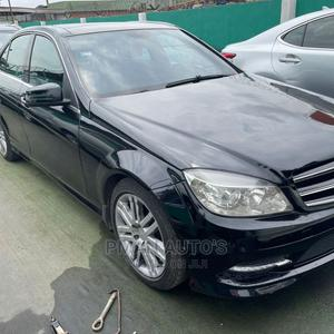 Mercedes-Benz C300 2008 Black | Cars for sale in Lagos State, Agege