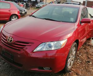 Toyota Camry 2007 Red | Cars for sale in Kaduna State, Kaduna / Kaduna State