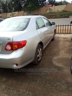 Toyota Corolla 2009 Silver | Cars for sale in Ogun State, Ado-Odo/Ota