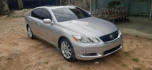 Lexus GS 2006 300 Automatic Silver | Cars for sale in Lagos State, Ejigbo