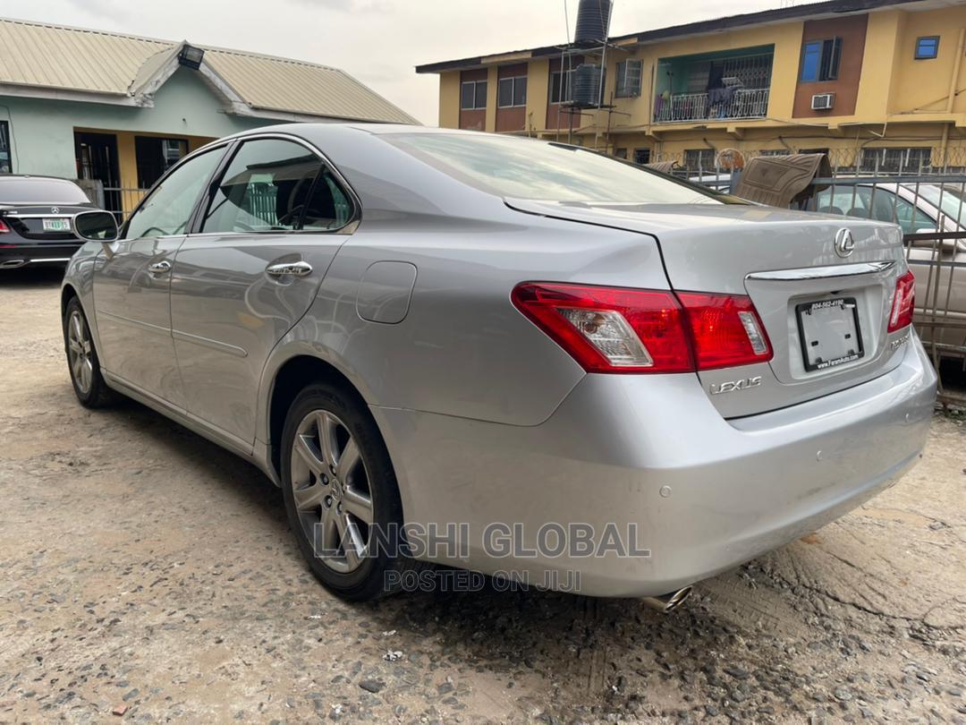Lexus ES 2009 350 Silver | Cars for sale in Ikeja, Lagos State, Nigeria