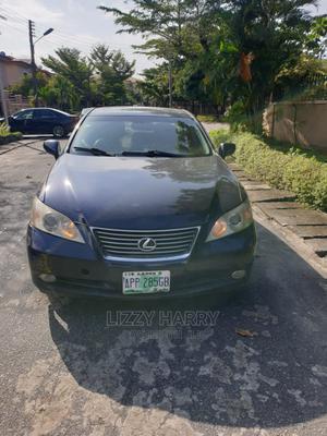 Lexus ES 2009 350 Blue | Cars for sale in Lagos State, Ajah