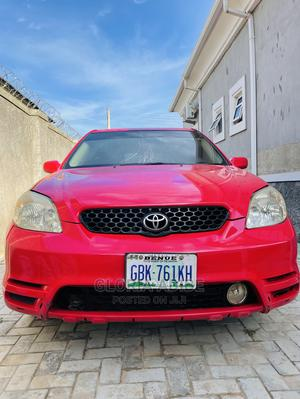 Toyota Matrix 2006 Red   Cars for sale in Abuja (FCT) State, Gwarinpa