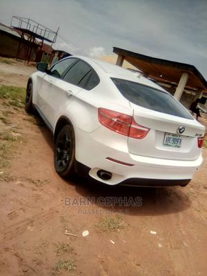 BMW X6 2012 White   Cars for sale in Abuja (FCT) State, Central Business District