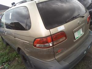 Toyota Sienna 2003 Gold | Cars for sale in Lagos State, Abule Egba