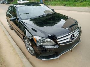Mercedes-Benz E350 2016 Black | Cars for sale in Abuja (FCT) State, Garki 1