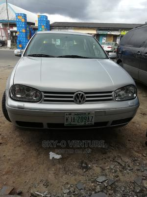 Volkswagen Golf 2003 1.6 Gray   Cars for sale in Rivers State, Obio-Akpor