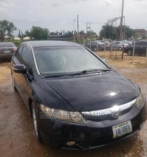 Honda Civic 2008 1.8 Sport Black | Cars for sale in Abuja (FCT) State, Gwagwalada