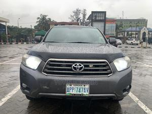 Toyota Highlander 2009 Sport Gray | Cars for sale in Lagos State, Ikeja